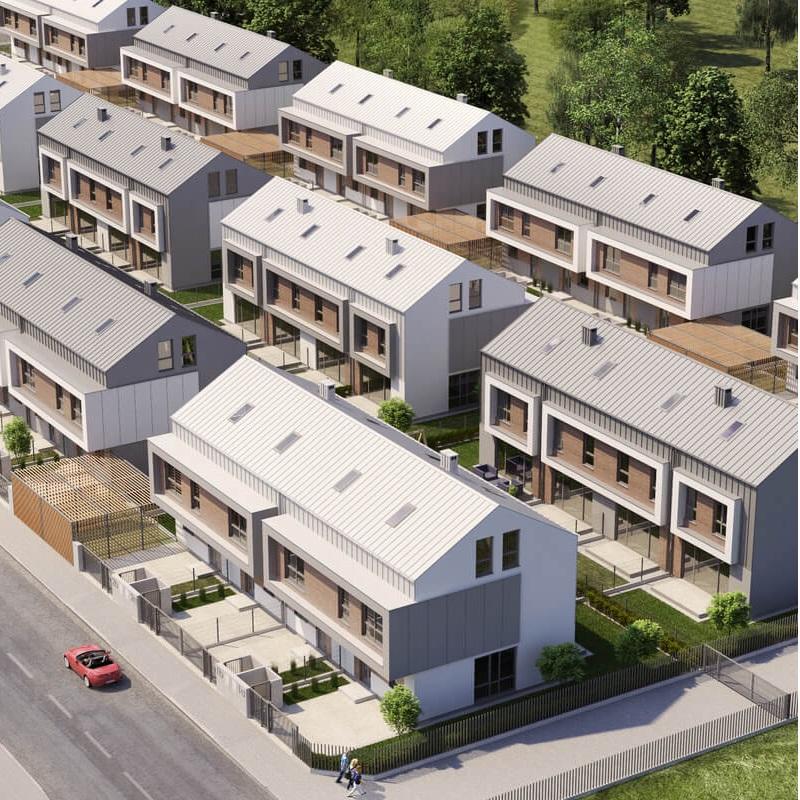Segmenty - nowe mieszkania czy nowe domy?